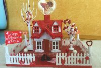Amscan Imprintable Place Card Template Awesome Tim Holtz Village Dwelling the Love Shack Valentine