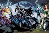 Batman Birthday Card Template New Batman 50 Deluxe Print by J Scott Campbell