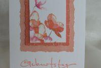 Bin Card Template New Ka¤rtchenbogen Blumen Deckled Rectangles Von Spellbinders