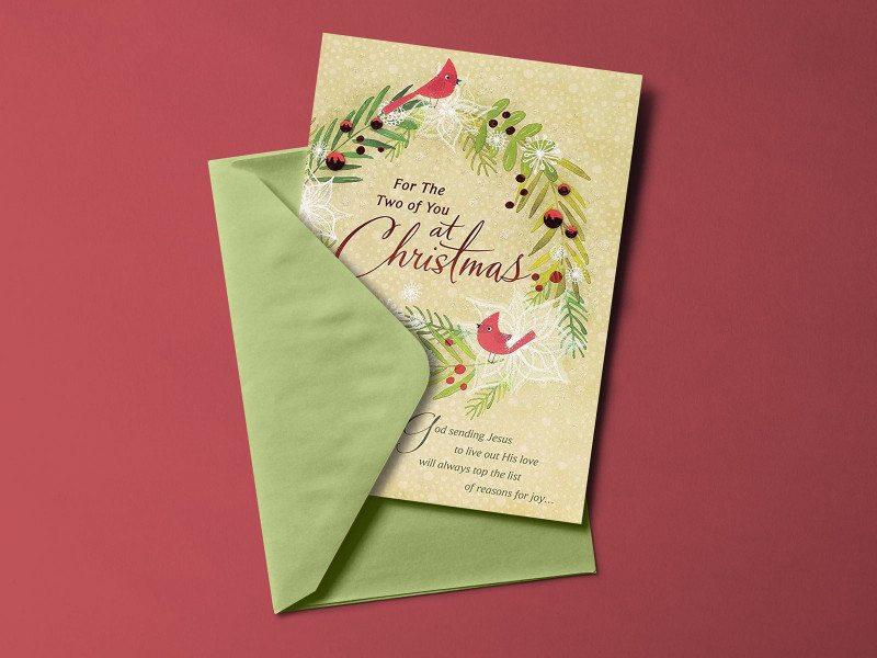 Birthday Card Publisher Template Unique Free Greeting Card Mockup Psd Freebiedesign Net
