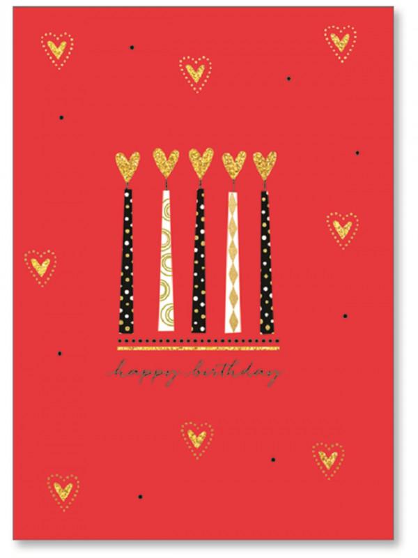 Birthday Card Template Microsoft Word Unique Viabella One I Love Birthday Greeting Card 5 X 7 Multicolor Item 9984309