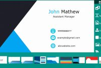 Blank Business Card Template for Word Awesome Business Card Maker for android Apk Download