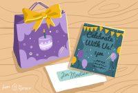 Blank Magic Card Template Unique 17 Free Printable Birthday Invitations