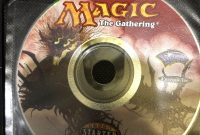 Blank Magic Card Template Unique Found My Old Magic the Gathering arena Disc Magictcg