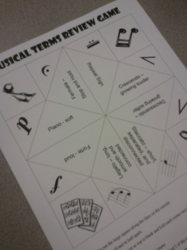Blank Quarter Fold Card Template Awesome A™ We A¤ Music Hses A™ October 2012