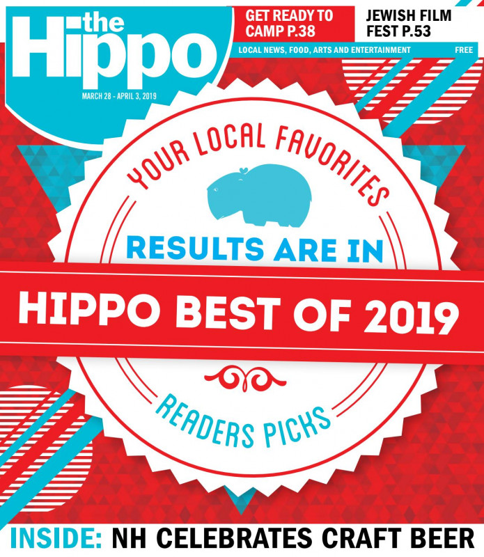 Blank Quarter Fold Card Template Awesome Hippo 3 28 19 by the Hippo issuu