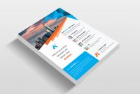 Business Card Maker Template Awesome Business Flyer Template
