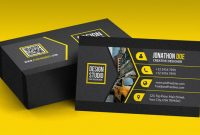 Business Card Size Template Psd New 100 Business Cards Design Templates Download Free