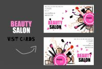 Business Card Template Open Office Unique Beauty Salon Card Salon Business Cards Salon Business