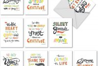 Business Cards for Teachers Templates Free New Thank You Appreciation Greeting Cards 10 Pack assorted Blank Words Of Appreciation Thankful Note Card Set Colorful Gratitude and Thanks Notecard