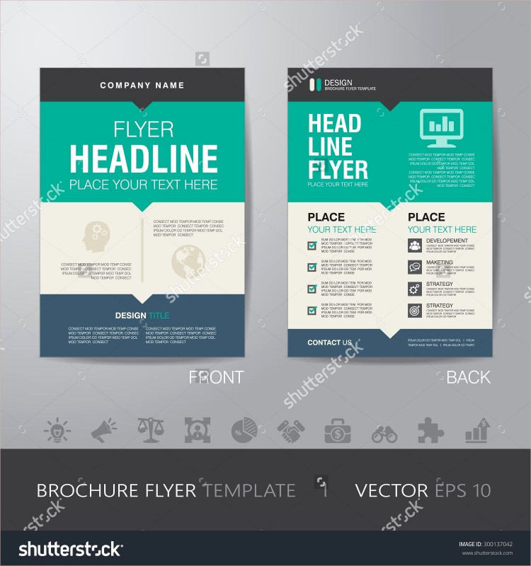 Calling Card Free Template Unique New Business Handout Template Vorlagen Fa¼r Flyer