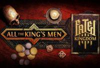 Card Game Template Maker Awesome Artstation Fated Kingdom Digital Board Game Major Update
