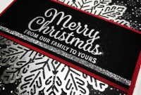 Chance Card Template Unique Black and White Christmas Card Images Best Christmas