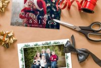 Christmas Photo Cards Templates Free Downloads Unique Custom Cards Announcements Item 6207898