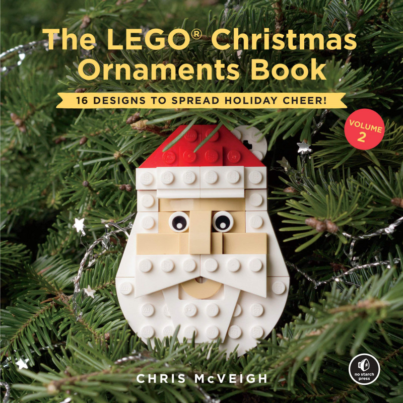 Christmas Photo Cards Templates Free Downloads Unique the Lego Christmas ornaments Book Volume 2 16 Designs to