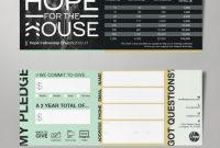 Church Pledge Card Template Unique Pin On Church Pledge Commitment Cards Design Ideas Examples