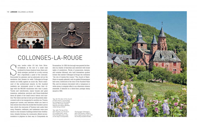 Church Visitor Card Template New The Best Loved Villages Of France Langue Anglaise Bern