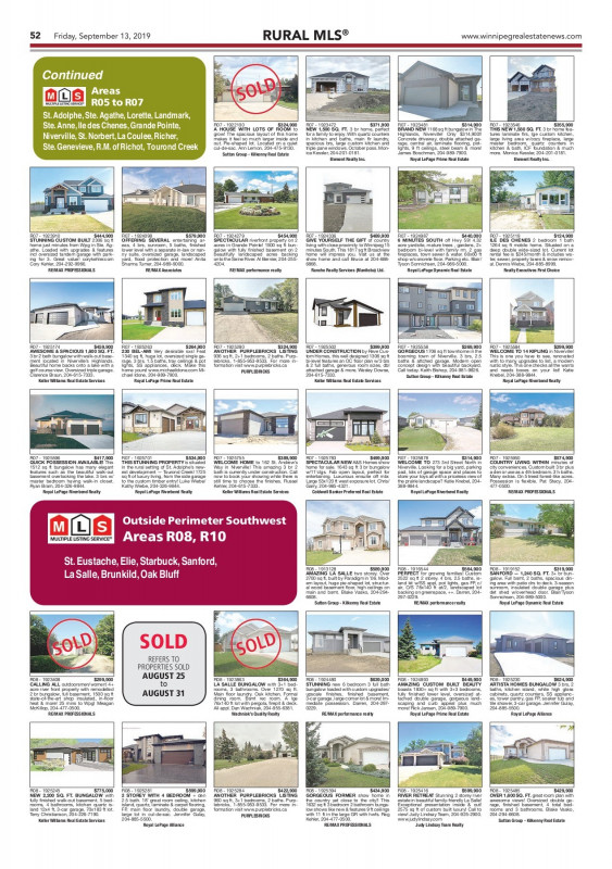 Coldwell Banker Business Card Template Awesome Winnipeg Real Estate News September 13 Pages 51 88 Text
