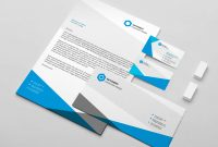 Company Business Cards Templates New Clean Stationery