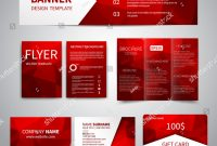Company Id Card Design Template New Banner Flyer Broscha¼ren Visitenkarten Geschenkkarten