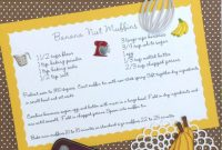 Cookie Exchange Recipe Card Template Unique Pin On My Collections