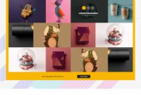 Creative Business Card Templates Psd Unique Dana Ultimate Multi Purpose Corporate Business and Agency Psd Template