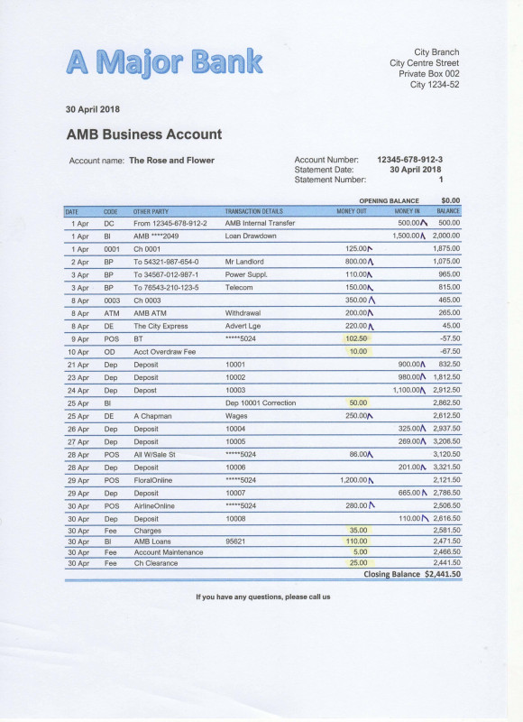 Credit Card Payment Spreadsheet Template Unique Bank Reconciliation Exercises And Answers Free Downloads