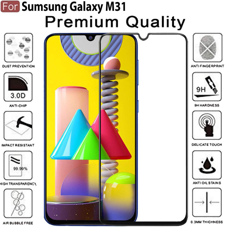 Credit Card Privacy Policy Template Unique Case Plus Full Glue D Tempered Glass For Samsung Galaxy M31 M21 M30 A50s A50 A30s A30 Black Edge To Edge Full Screen Coverage Samsung M31