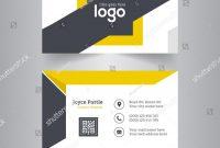 Designer Visiting Cards Templates New Creative Business Cardcreative Clean Business Card Stock
