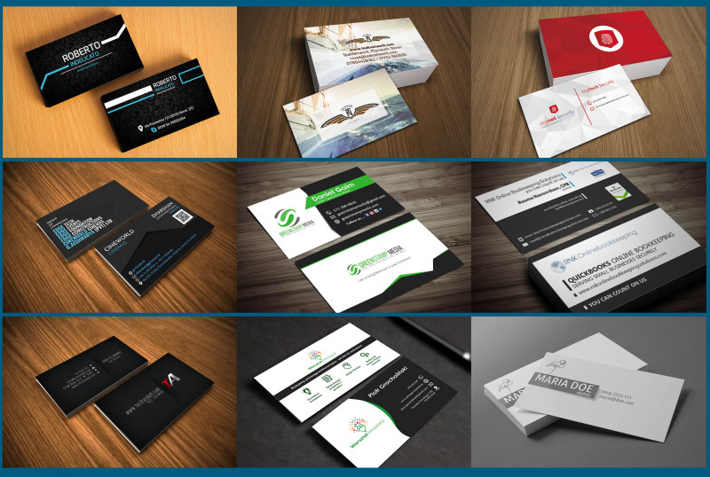Designer Visiting Cards Templates New Design Best Business Card For You By Graphicbest