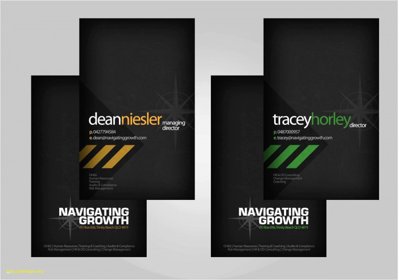 Designer Visiting Cards Templates Unique Free Business Card Template Psd Download With Images