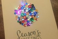 Diy Christmas Card Templates Unique Kerstwend Basteln Weihnachten Weihnachtskarten