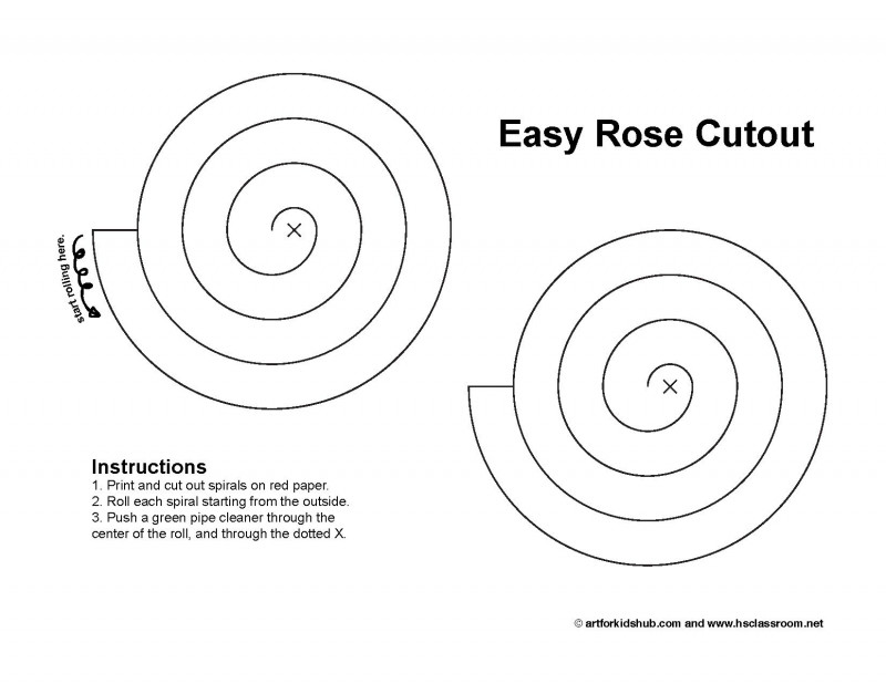 Easter Card Template Ks2 Unique How To Make Easy Paper Flowers For Kids Free Paper Rose