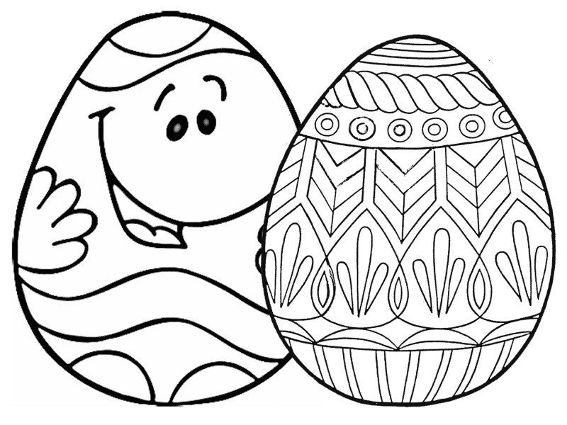 Easter Chick Card Template Unique 7 Places For Free Printable Easter Egg Coloring Pages