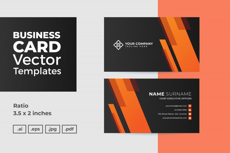 Editable Social Security Card Template New Business Card Vector Template