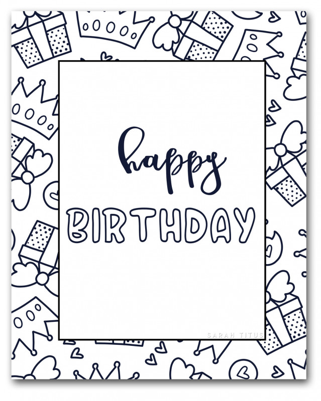 Elmo Birthday Card Template New Coloring Stunning Birthday Coloring Sheets Pages Happy