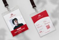Fact Card Template Unique Conference Id Card Design Psd Vector Eps and Ai In 2020