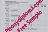 Fake Credit Card Receipt Template New All Fake Diploma Samples In Canada Phonydiploma Com