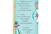 Fathers Day Card Template Awesome Between You and Me Thankful for You Christmas Card for Friend