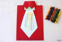 Fathers Day Card Template New 19 Diy Fathers Day Cards Dad Will Love