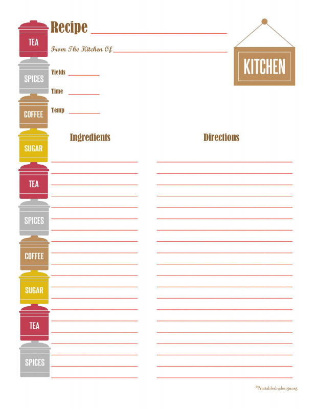 Fillable Recipe Card Template Awesome 409 Best Recipe Cards Images In 2020 Recipe Cards