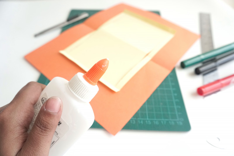 Fold Out Card Template Awesome 3 Ways To Make Kirigami Pop Up Cards Wikihow