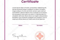 Forklift Certification Card Template Unique Makeup Certificate Template Saubhaya Makeup
