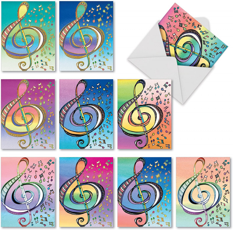 Free Blank Greeting Card Templates For Word Awesome The Best Card Company 10 Zen Blank Greeting Cards Assorted 4 X 5 12 Inch Design Tunes M3315