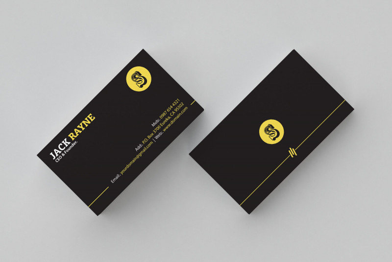 Free Complimentary Card Templates Awesome 150 Free Business Card Psd Templates