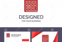Free Personal Business Card Templates New Creative Business Card and Logo Template Calculator