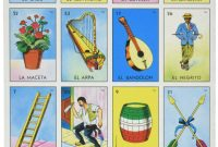 Free Printable Playing Cards Template New Don Clemente Autentica Loteria Mexican Bingo Set 20 Tablets Colorful and Educational