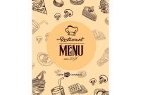 Free Printable Punch Card Template Awesome Free Restaurant Menu Template Psd