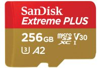 Free Rack Card Template Word Unique Sandisk Extreme Plus Microsdxc Uhs I Card with Adapter 256gb
