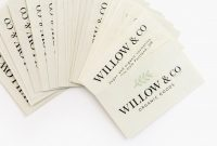 Free Tent Card Template Downloads Awesome Business Cards